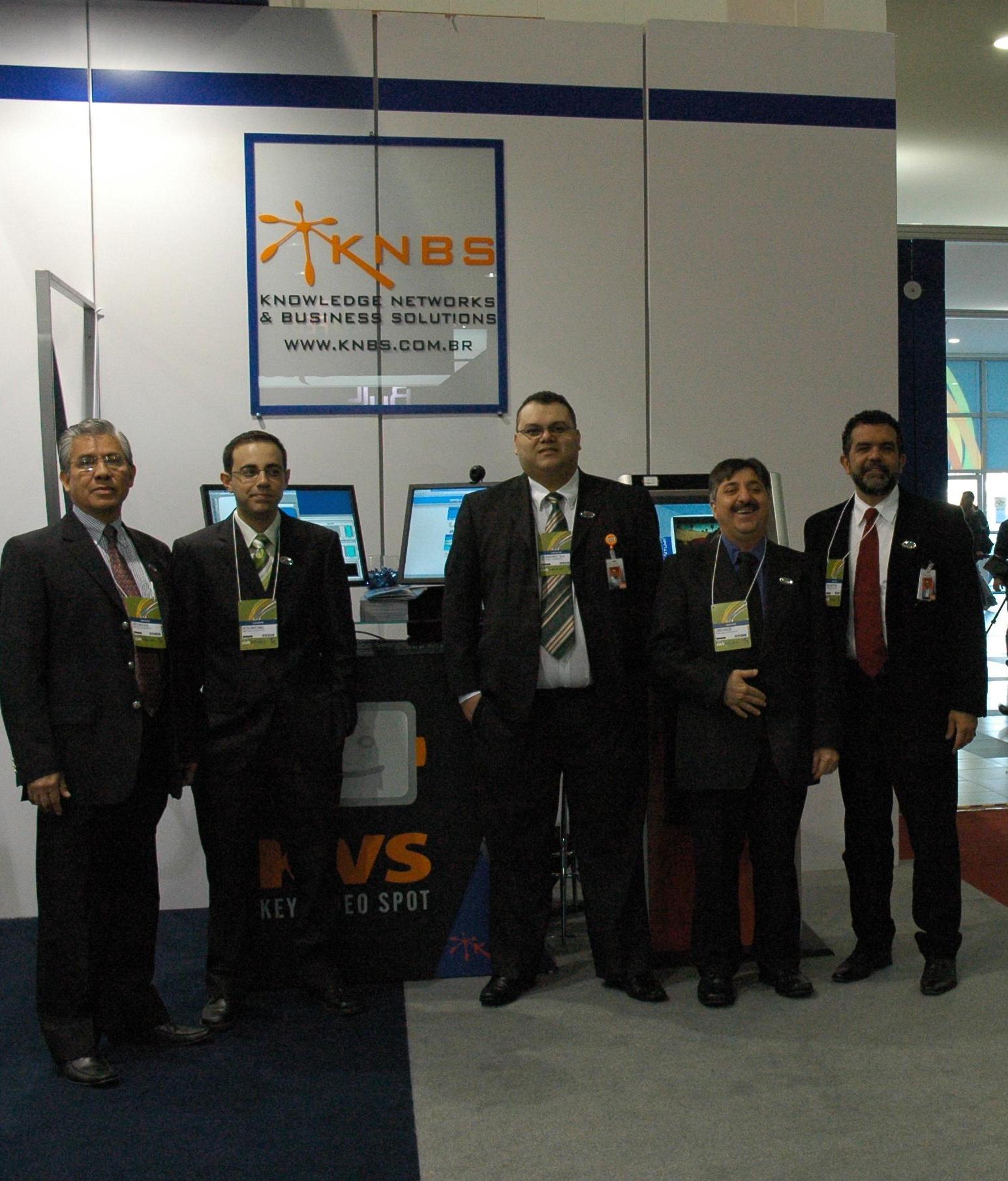 Equipe de desenvolvimento do Produto KVS